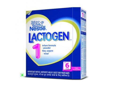 Nestle Lactogen - Infant Formula (Stage 1), 400 gm Pouch