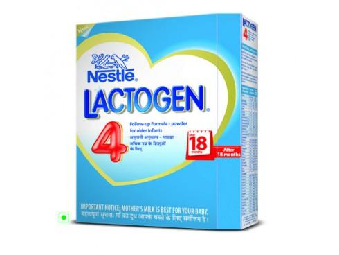 Nestle Lactogen - Follow Up Formula (Stage 4), 400 gm Carton