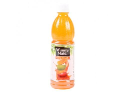 Minute Maid Juice - Mixed Fruit, 400 ml Bottle