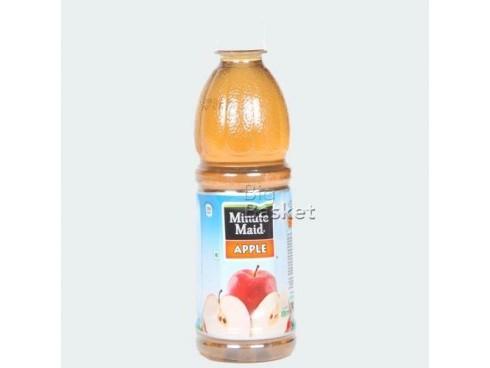 Minute Maid Juice - Apple, 400 ml Bottle