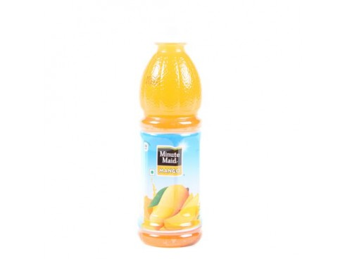 Minute Maid Juice - Mango, 400 ml Bottle