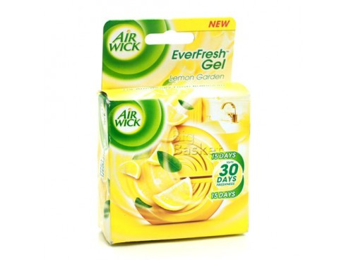 Air wick EverFresh Gel - Lemon Garden, 50 gm Carton