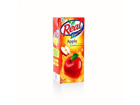 REAL APPLE 200ML