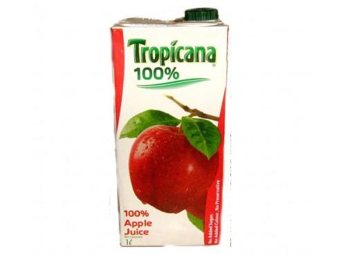 TROPICANA APPLE 1L
