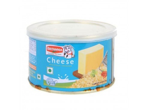 BRITANNIA CHEESE 400 GM TIN
