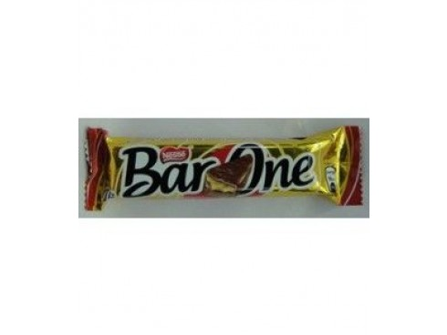 NESTLE BAR-ONE CHOC 22GM