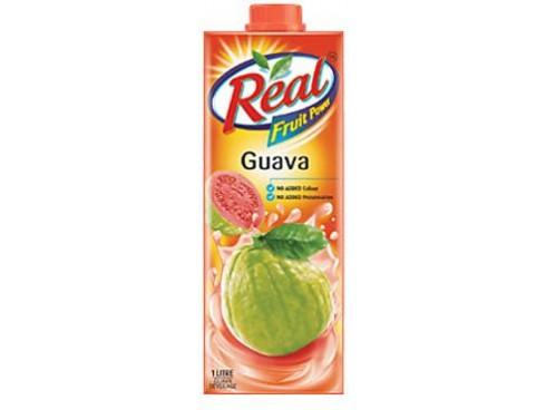 REAL GAUVA NECTAR 1L