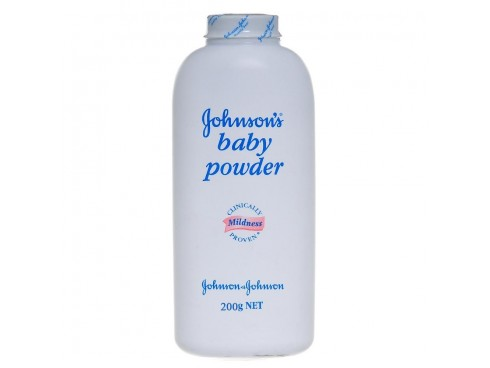 JOHNSON'S BABY POWDER 200GM