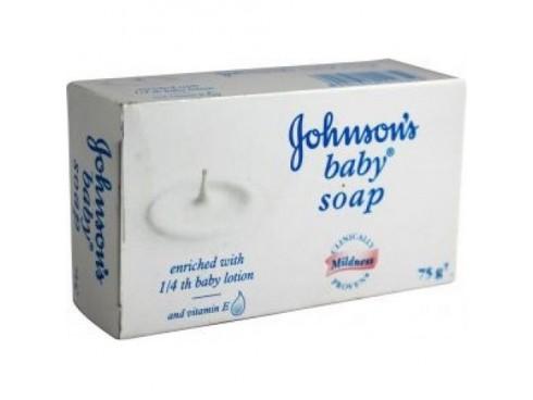 JOHNSON'S BABY SOAP 75GM