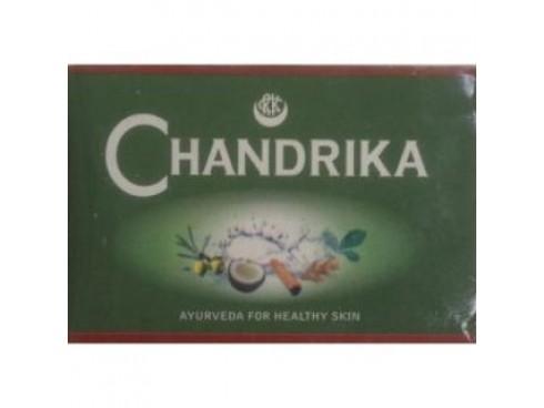 CHANDRIKA GREEN SOAP REGULAR 70GM