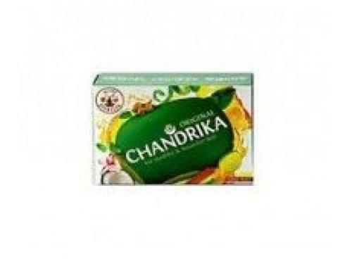 CHANDRIKA GREEN SOAP REGULAR 125GM