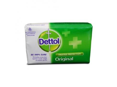 DETTOL SOAP ORIGINAL 120GM