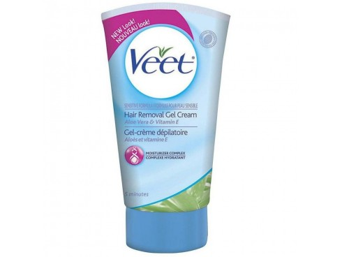 VEET HAIR REMOVAL CREAM HIBISCUS - SENSITIVE SKIN 25GM