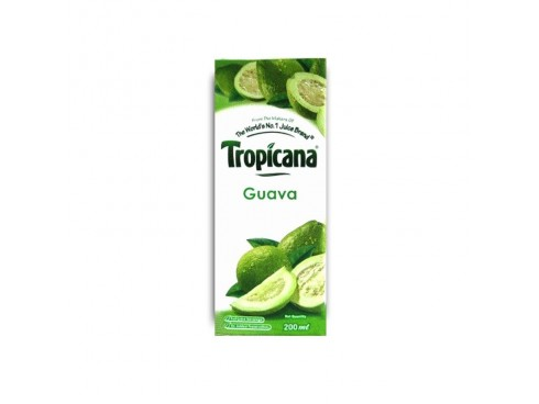 TROPICANA GUAVA 200ML