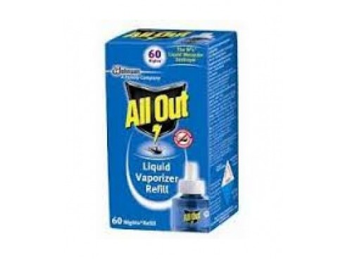 ALL OUT INSECTICIDE REFILL 60 NIGHT