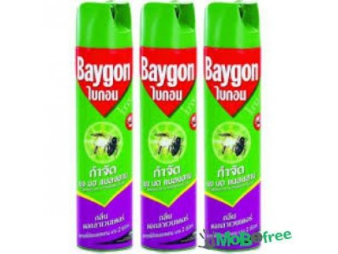 BAYGON INSECTICIDE ALL INSECT KILLER 1L