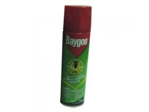 BAYGON INSECTICIDE FLYING INSECTS KILLER 250ML