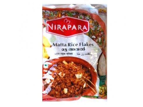 NIRAPARA MATTA RICE FLAKES 400GM