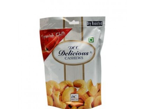 DCC DELICIOUS CASHEW ROASTED (SPANISH CHILLI) 80GM
