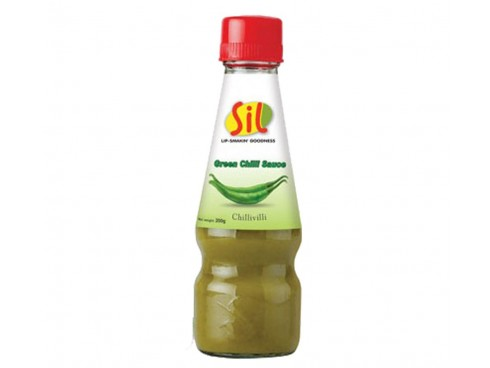 SIL GREEN RED SAUCE 200 GM