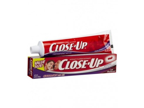 CLOSE UP DEEP ACTION RED HOT TOOTH PASTE  300G