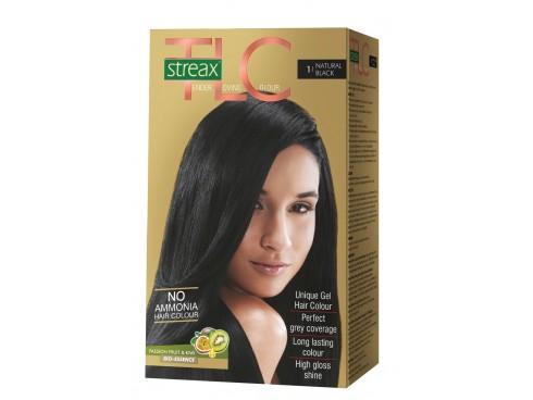 STREAX HAIR COLOUR NATURAL BLACK