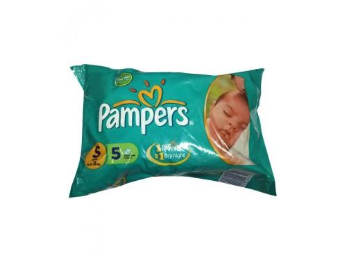 PAMPER DIAPER SMALL 5'S