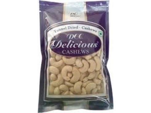 DCC DELICIOUS TUNNEL DRIED CASHEW 200 GM
