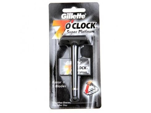 7'O CLOCK SUPER PLATINUM RAZOR