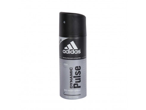 ADIDAS IDEAL FOR MEN'S DYNAMIC PULSE DEO BODY SPRAY 150ML
