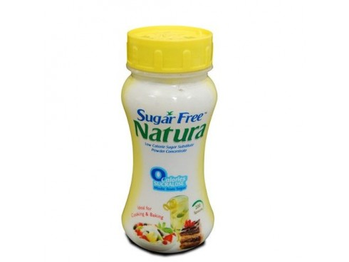 SUGAR FREE NATURAL POWDER CONCENTRATED 100GM