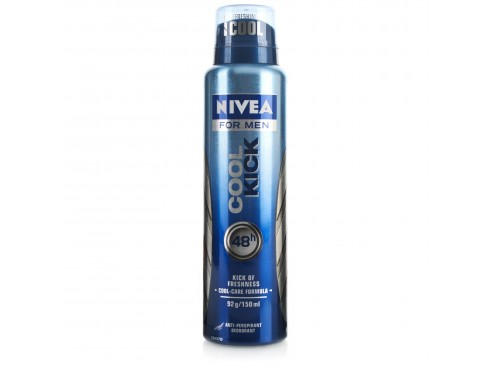 NIVEA FOR MEN DEO BODY SPRAY COOL KICK 150ML