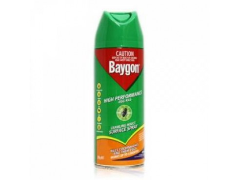 BAYGON INSECTICIDE COCK ROACHES ANTS KILLER 425ML