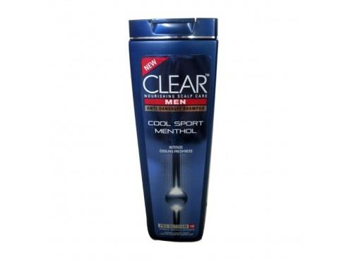 CLEAR COOL SPORT MENTHOL SHAMPOO 90ML