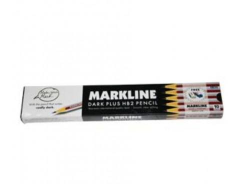 LINC MARKLINE PENCILS 10'S PACK
