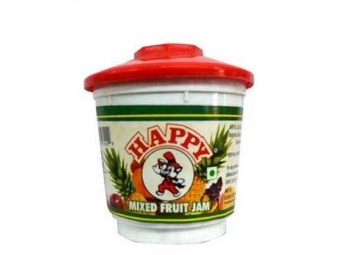 HAPPY MIXED FRUIT JAM 1000GM JAR