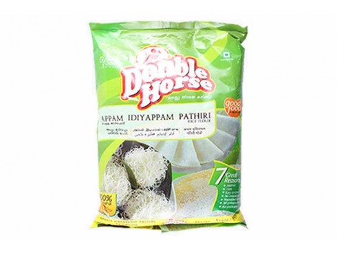 DOUBLE HORSE RICE POWDER APPAM 1KG
