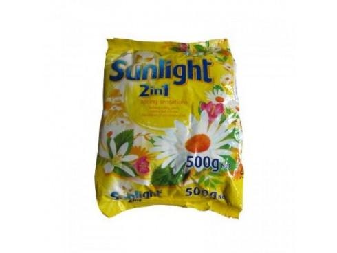 SUNLIGHT DETERGENT POWDER 500GM