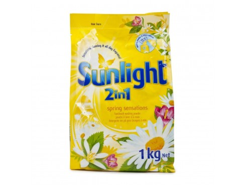 SUNLIGHT DETERGENT POWDER 1KG