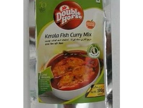 DOUBLE HORSE KERALA FISH CURRY MIX 100GM