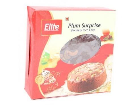 ELITE PLUM SURPRISE CAKE 700GM