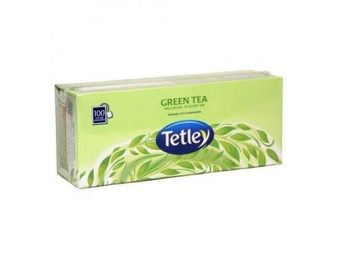 TETLEY GREEN TEA PACKET 100GM
