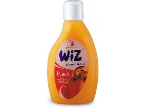 WIZ HAND WASH PEACH 450ML
