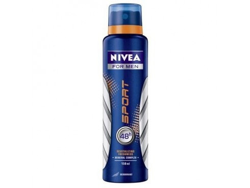 NIVEA FOR MEN SPORT DEO BODY SPRAY 150ML