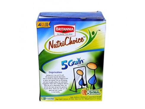 BRITANNIA NUTRI CHOICE 5 GRAIN 200GM