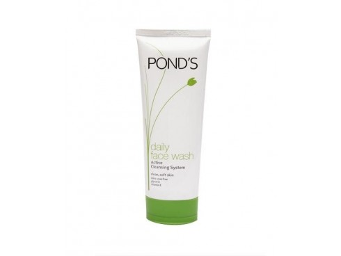 POND'S ACTIVE CLEANSING SYSTEM FACE WASH 50GM