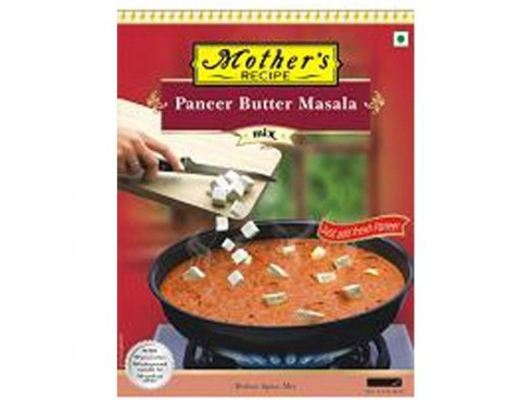 MOTHER'S RECIPE PANEER BUTTER MASALA MIX 75GM