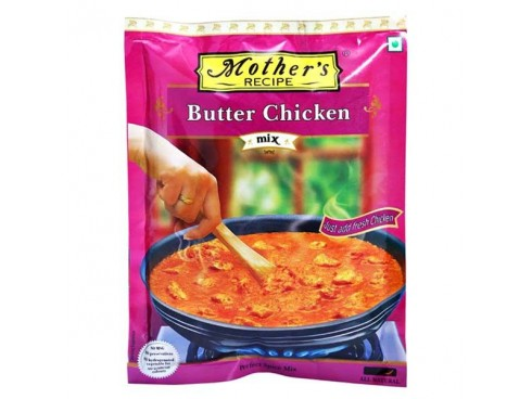 MOTHER'S RECIPE BUTTER CHICKEN MIX 80GM