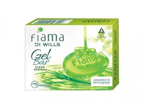 FIAMA DI WILLS CLEAR SPRINGS SOAP 110GM