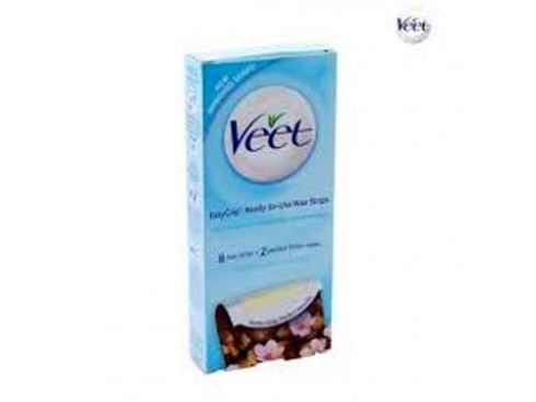 VEET COLD WAX FOR SENSITIVE SKIN 8 STRIPS